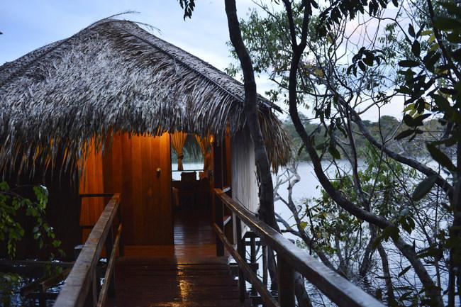 Juma Amazon Lodge River Bungalow (Photo Ita Kirch)