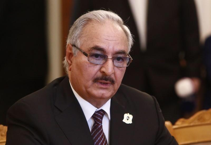 General Khalifa Hifter