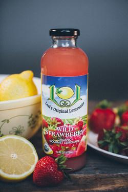 Wild Strawberry Lemonade