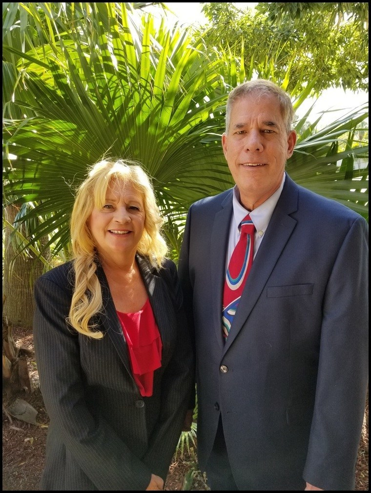 Brian F. Duffner and Jayne Carruthers, Producers Realty of Florida