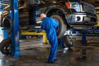 Thirty per cent fail tire safety test along Alberta Highway (CNW Group/Fountain Tire)
