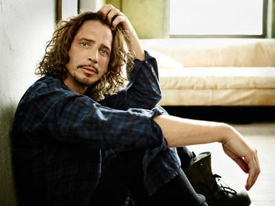 Chris Cornell by Jeff Lipsky
