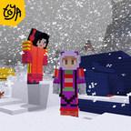 My Snowy Journy inspired by Junko Tabei