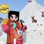 12 Days of Minecraft - My Snowy Journey