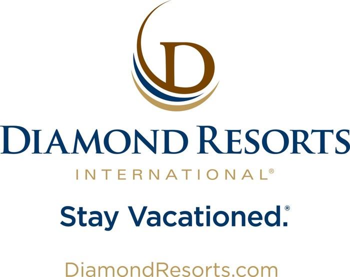 Diamond Resorts International(R) Logo ...