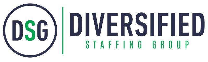 Diversified Staffing Group Logo (PRNewsfoto/Diversified Staffing Group)