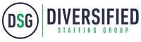 Diversified Staffing Group Logo (PRNewsfoto/Diversified Staffing Group)