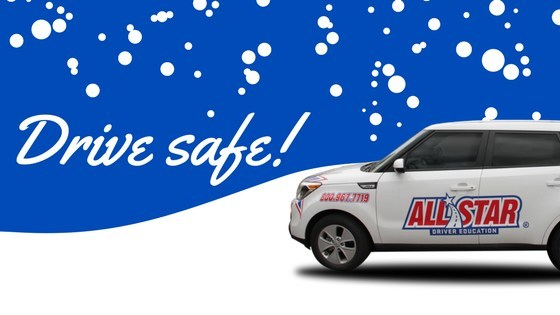 Drive safe this winter!