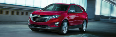 Car shoppers can find discounts on new Chevy models like the 2018 Equinox during the Chevy Employee Discount for Everyone event at 1 Moore Better Deal.