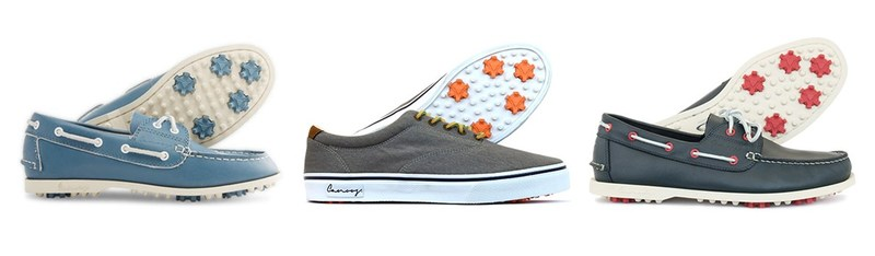 Canoos, a New England-based golf brand, is the creator of the original Boat Golf Shoe. Visit us at canoos.com.