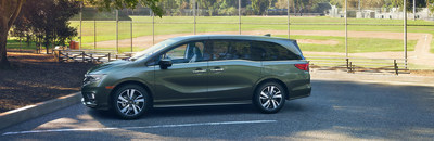New models like the 2018 Honda Odyssey and 2018 Honda Accord are available to test drive at Battison Honda in Oklahoma City, Oklahoma.