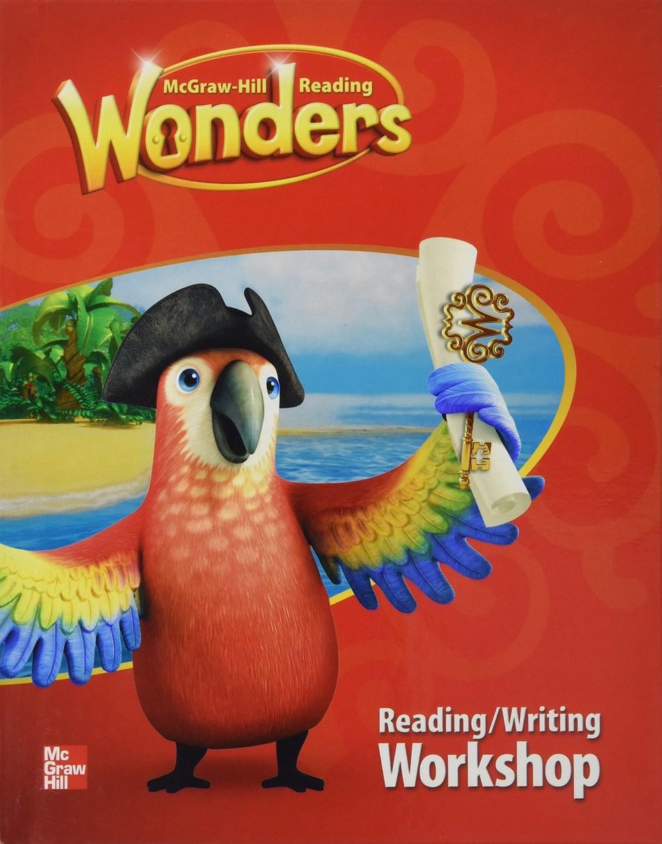 Wonders Textbooks