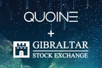 Gibraltar Blockchain Exchange and QUOINE Announce Strategic Partnership (PRNewsfoto/QUOINE)