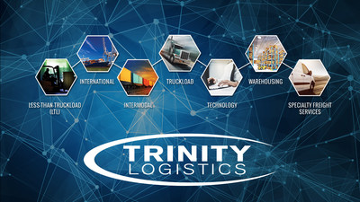 Trinity Logistics is a full-service logistics solutions provider.