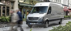 The Mercedes-Benz of Arrowhead Sprinter website offers drivers a host of information regarding new Sprinter and Metris models.