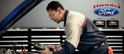 Harris Ford of Newport, AR offers a six-time Ford President's Award-winning service center.