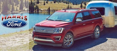 Interested shoppers are encouraged to schedule a test drive of the 2018 Ford Expedition at Harris Ford in Newport, AR.