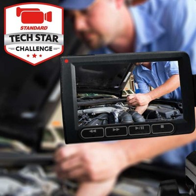 Standard Motor Products names Matthew Cranford the Grand Prize winner of the Standard 'Tech Star' Challenge.