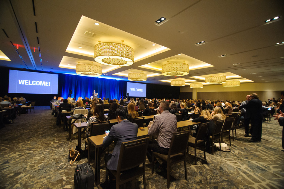 Sciton®, a leading manufacturer of high-quality laser and light systems hosted over 500 medical professionals from all over the world in Dallas, Texas for the World's Largest Aesthetic User Summit. Courtesy of Kay Harmon Photography.