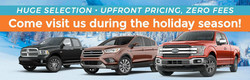 Go Auto Express offers many different makes and models, including many Ford nameplates, such as the Escape, F-150, Focus, Mustang, Explorer, Fusion and Edge.