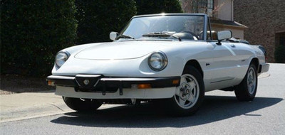 Affordable classic cars available at The Luxury Autohaus