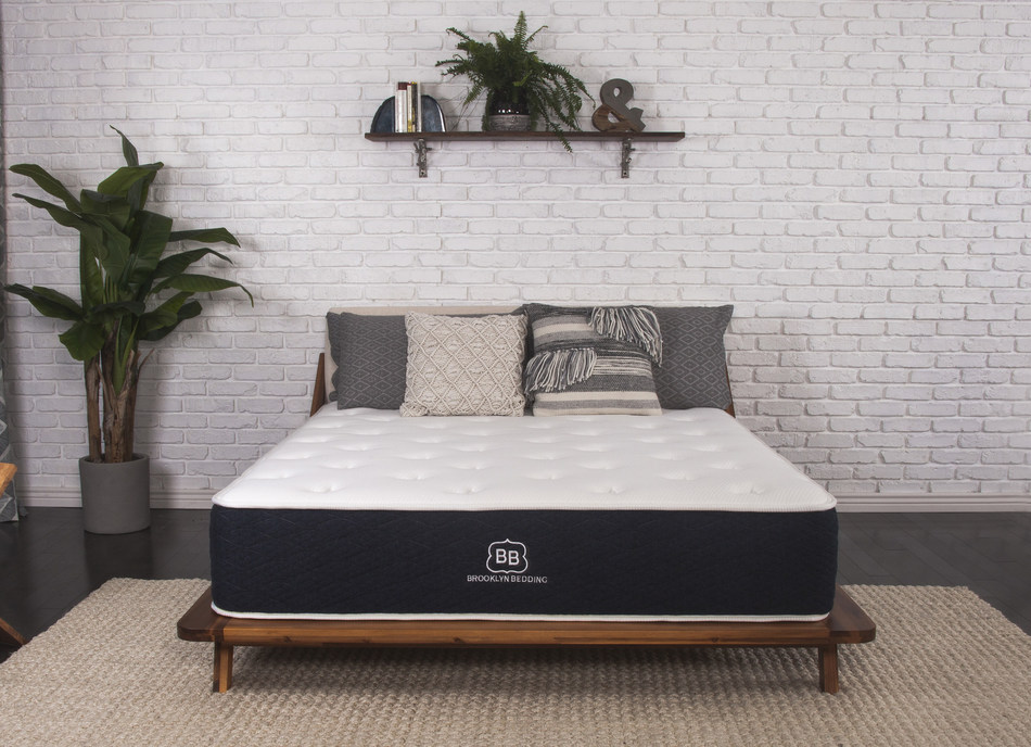 Now available for retail at Gardner-White, the Brooklyn Signature is the number one selling mattress at Brooklyn Bedding. Brooklyn Bedding manufactures all their mattresses at their very own state-of-the-art factory in Phoenix, Ariz., pioneering the bed-in-a-box concept in 2008.
