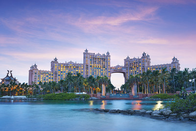 Atlantis, Paradise Island in The Bahamas