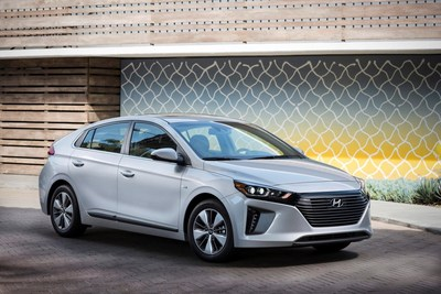 2018 HYUNDAI IONIQ LINE-UP ADDS VERSATILE AND EFFICIENT PLUG-IN HYBRID VARIANT TO HYBRID AND ELECTRIC MODELS