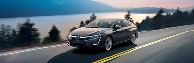2018 Honda Clarity Plug-In Hybrid now available at Howdy Honda