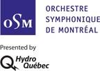 Logo: Orchestre Symphonique de Montréal (CNW Group/Orchestre symphonique de Montréal)