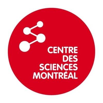 Logo : Centre des sciences de Montréal (Groupe CNW/Société du Vieux-Port de Montréal)