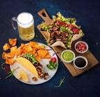Ribeye Steak & Mushroom Taco, Taco Salad Bowl with Ribeye Steak