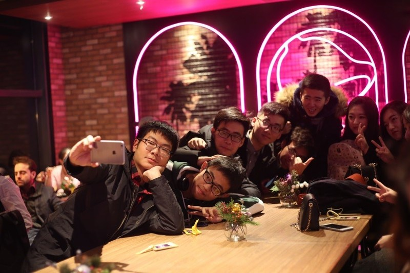 Taco Bell Wu Jiao Chang encourages students and urban professionals to socialize
