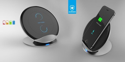 The Innovative Lion Wireless Charger is Launched by Aursen