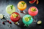 Refreshing and beautifully crafted cocktails in Taco Bell restaurants in Shanghai