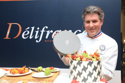 Michelin Star Chef Michel Roth Comes to UAE at Délifrance (PRNewsfoto/Délifrance)