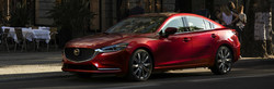 The 2018 Mazda6 at Capistrano Mazda has exquisite new styling, enhanced performance, new premium amenities and new cutting-edge technologies.