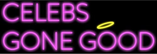 Celebs Gone Good logo