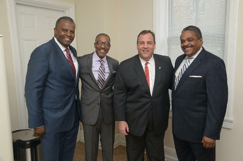 After meeting with Gov. Christie discussing my Pardon application