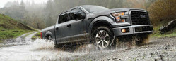The 2017 Ford F-150 is one model shoppers can find for a deep discount before the end of the year at Riverside Ford Lincoln.