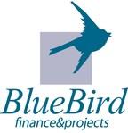 BlueBird Finance & Projects Ltd logo (PRNewsfoto/BlueBird Finance & Projects Ltd)