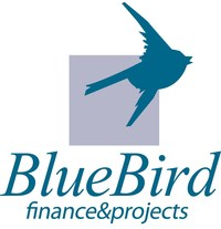 BlueBird Finance & Projects Ltd logo (PRNewsfoto/BlueBird Finance & Projects Ltd)