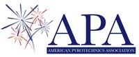 American Pyrotechnics Association logo