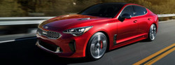 Drivers looking for a practical yet sporty and high-performing car can now find the 2018 Kia Stinger at Performance Kia.