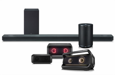 LG Electronics (LG) today announced its premium lineup of audio products that promises to change the way people think about home speakers. From immersive Dolby Atmos� sound bars to portable Bluetooth speakers and its latest artificial intelligence (AI) speaker, LG has something for everyone this year.