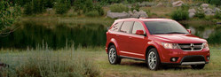 The 2018 Dodge Journey is available now at Palmen Motors.