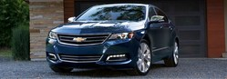 Drivers can now purchase the all-new 2018 Chevrolet Impala from Goodman Automotive.