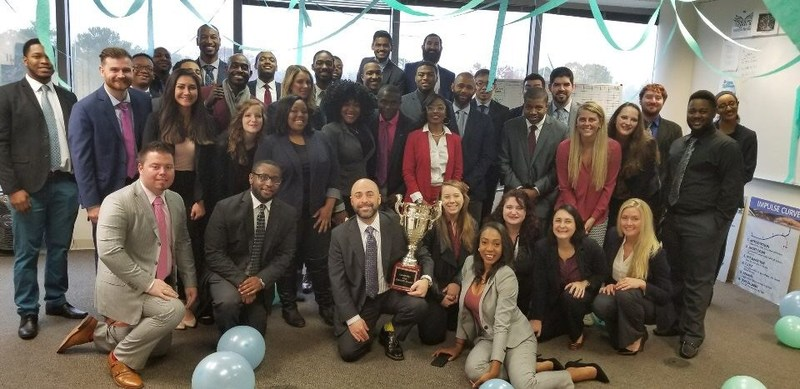 The team at DMC Atlanta, led by President Adam Dorfman, won national recognition for their sales excellence in the third quarter.