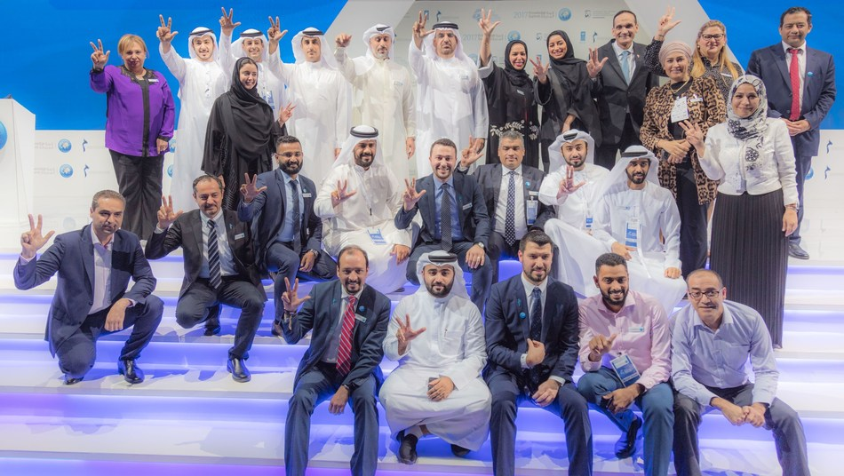 Mohammed bin Rashid Al Maktoum Knowledge Foundation establishes itself as leader in global knowledge production and transfer. (PRNewsfoto/Mohammed bin Rashid Al Maktoum K)