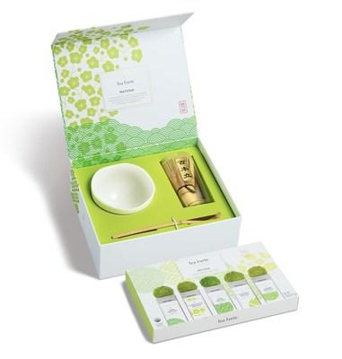 Presentando la colección Matcha de Tea Forté – Saborear la experiencia de un delicioso ritual (PRNewsfoto/Tea Forte)
